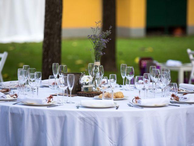 La boda de Pau y Meri Txell en Osor, Girona 22