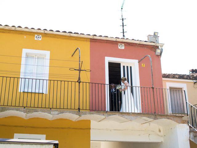 La boda de Pau y Meri Txell en Osor, Girona 25