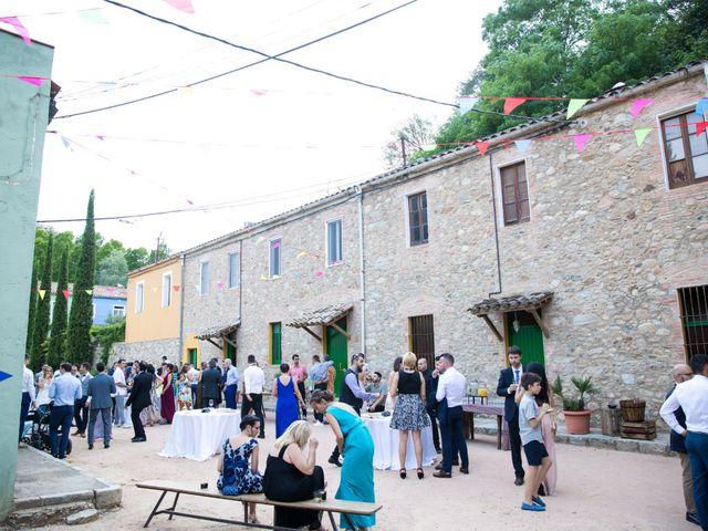 La boda de Pau y Meri Txell en Osor, Girona 28
