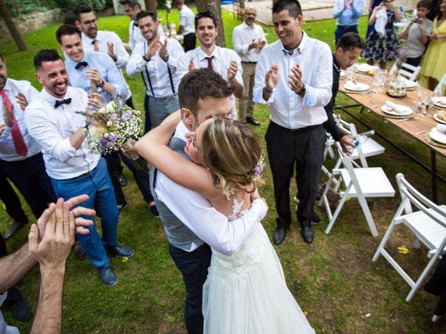 La boda de Pau y Meri Txell en Osor, Girona 30