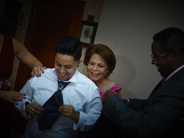 La boda de Raquel  y Cathaysa  en Las Palmas De Gran Canaria, Las Palmas 2