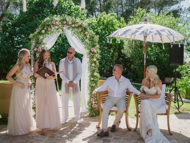 La boda de John y Ruth en Eivissa, Islas Baleares 7