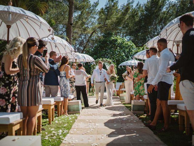 La boda de John y Ruth en Eivissa, Islas Baleares 10