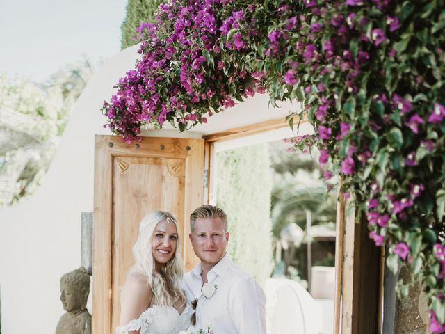 La boda de John y Ruth en Eivissa, Islas Baleares 17