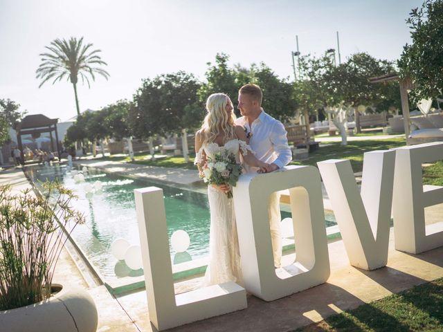 La boda de John y Ruth en Eivissa, Islas Baleares 18