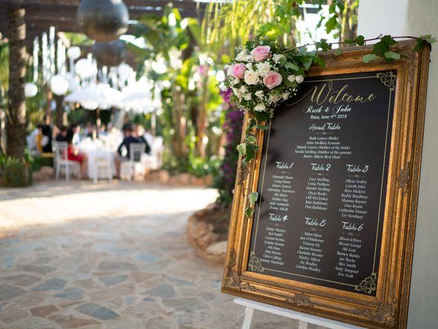 La boda de John y Ruth en Eivissa, Islas Baleares 20