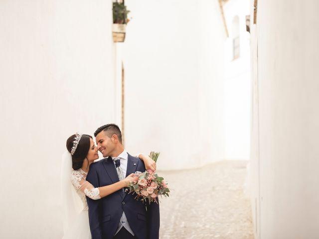 La boda de Isidoro y Noemí en Arcos De La Frontera, Cádiz 1