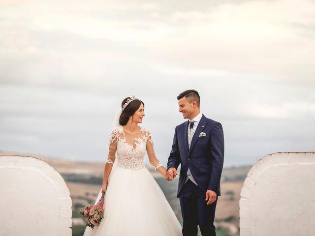 La boda de Isidoro y Noemí en Arcos De La Frontera, Cádiz 2