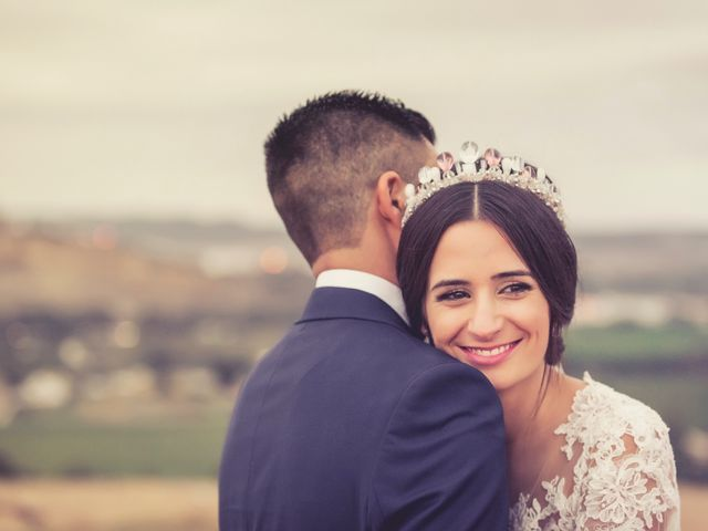 La boda de Isidoro y Noemí en Arcos De La Frontera, Cádiz 8