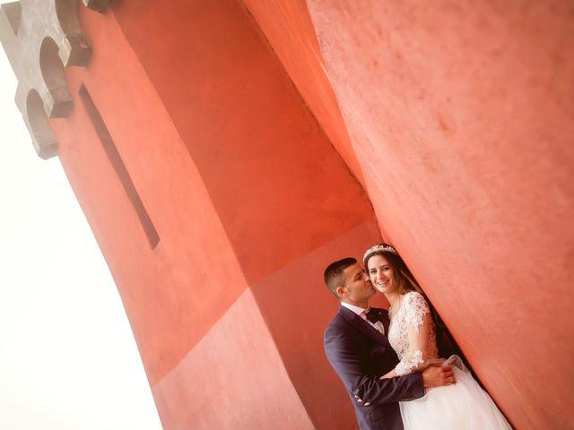La boda de Isidoro y Noemí en Arcos De La Frontera, Cádiz 27