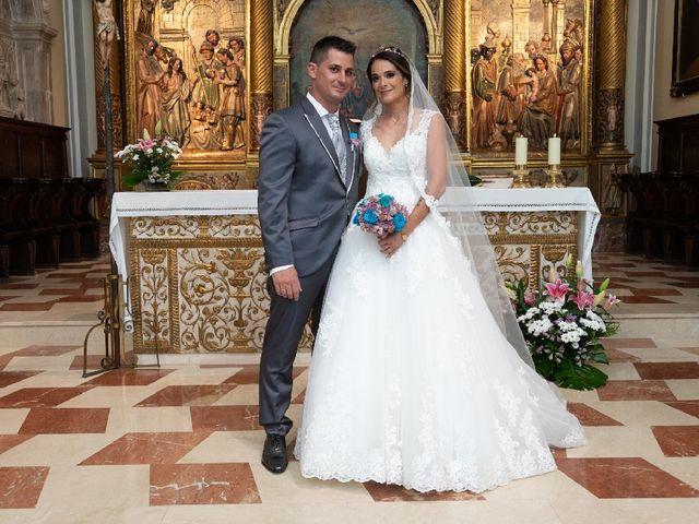 La boda de Noelia  y Miguel Ángel
