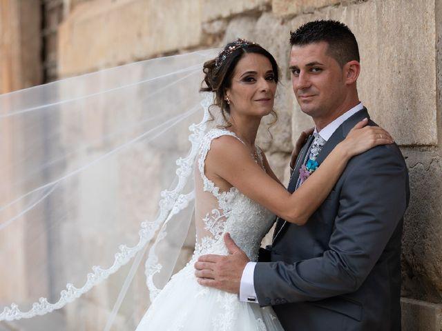 La boda de Miguel Ángel  y Noelia  en Guadalajara, Guadalajara 1
