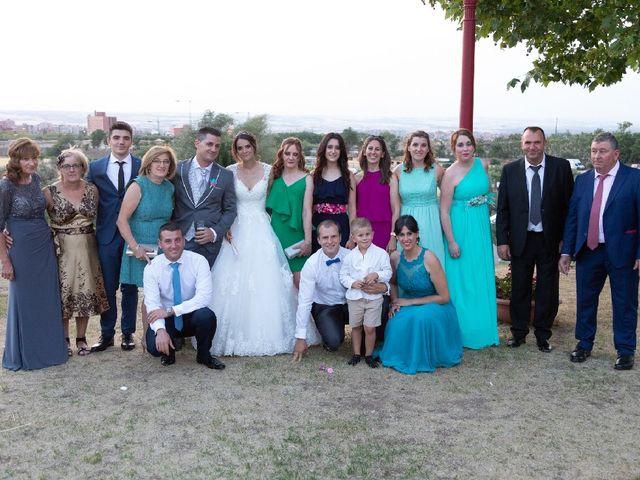 La boda de Miguel Ángel  y Noelia  en Guadalajara, Guadalajara 7