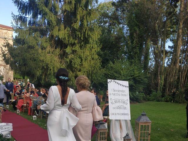 La boda de Raúl y Cristina en Villabona (Llanera), Asturias 8