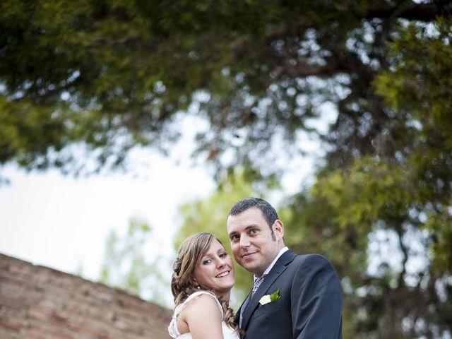 La boda de Antonio y Tere  en Sagunt/sagunto, Valencia 6