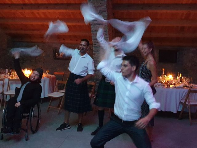 La boda de Joan y Rebekah en Ciuret, Girona 2