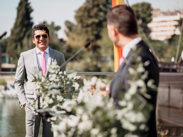 La boda de Boriz y Yaneth en Sevilla, Sevilla 13