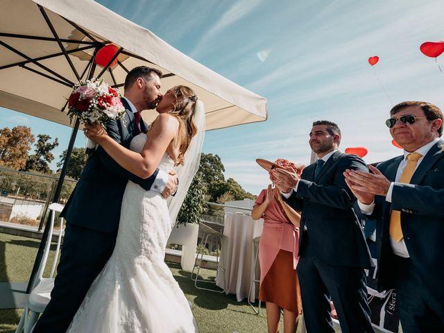 La boda de Boriz y Yaneth en Sevilla, Sevilla 18