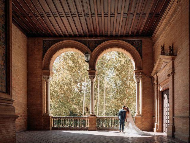 La boda de Boriz y Yaneth en Sevilla, Sevilla 22