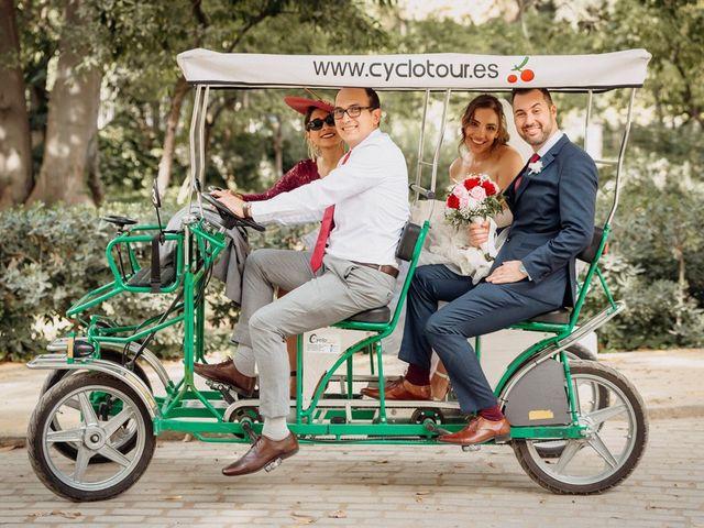 La boda de Boriz y Yaneth en Sevilla, Sevilla 24