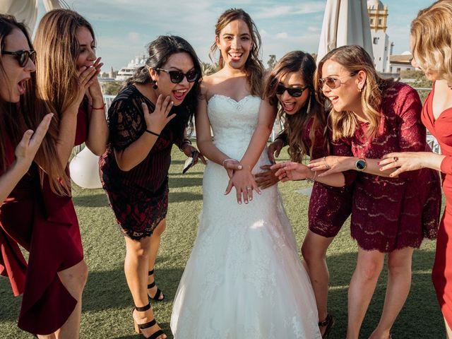 La boda de Boriz y Yaneth en Sevilla, Sevilla 34