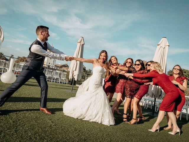 La boda de Boriz y Yaneth en Sevilla, Sevilla 35