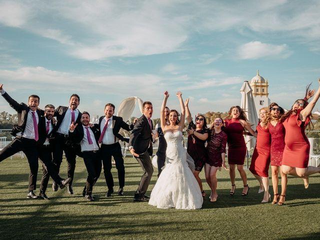 La boda de Boriz y Yaneth en Sevilla, Sevilla 36
