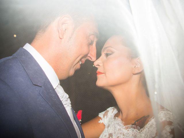 La boda de Cinta y Antonio