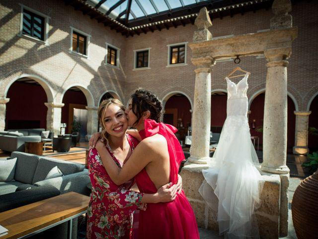 La boda de Karen y Juan en Valladolid, Valladolid 9