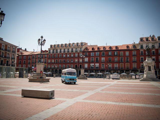 La boda de Karen y Juan en Valladolid, Valladolid 19