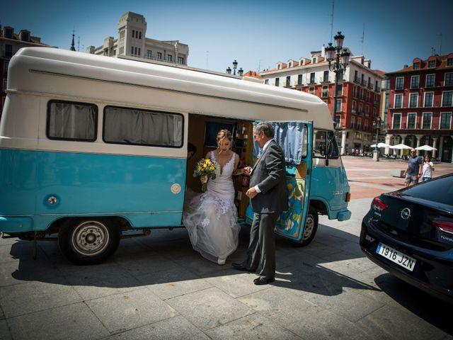 La boda de Karen y Juan en Valladolid, Valladolid 20