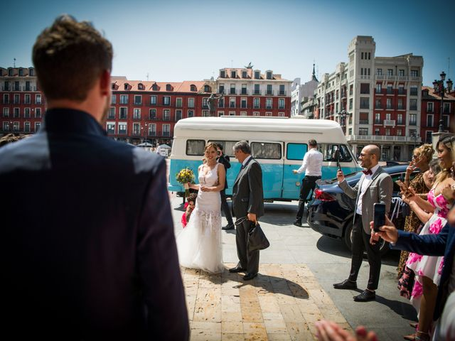 La boda de Karen y Juan en Valladolid, Valladolid 21