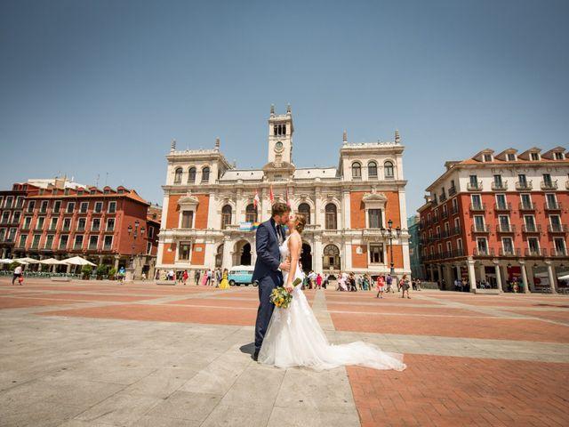 La boda de Karen y Juan en Valladolid, Valladolid 24