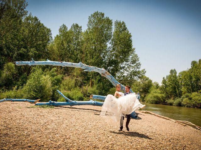 La boda de Karen y Juan en Valladolid, Valladolid 29