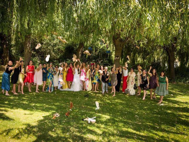 La boda de Karen y Juan en Valladolid, Valladolid 34