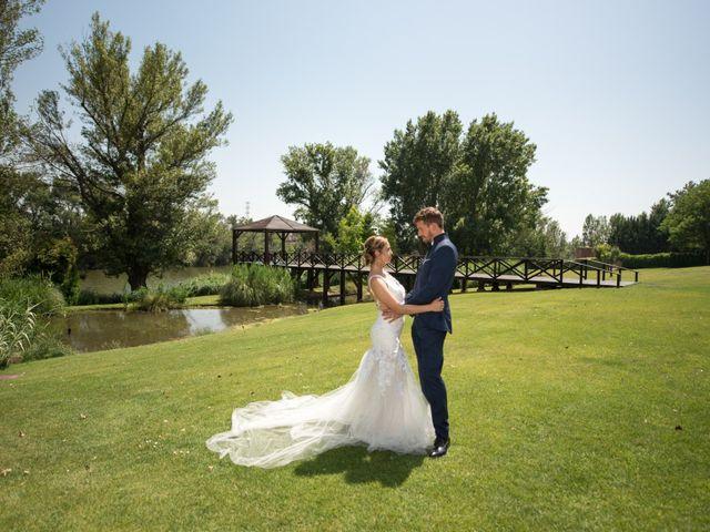 La boda de Karen y Juan en Valladolid, Valladolid 36