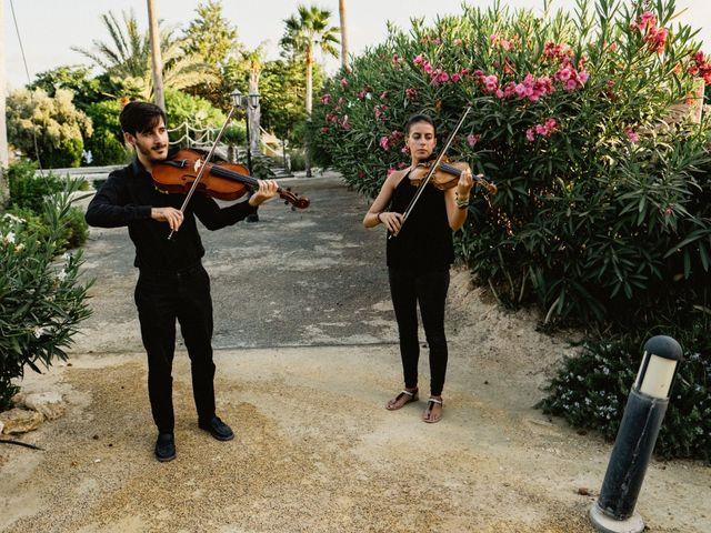 La boda de Andrey y Raquel en Elx/elche, Alicante 45