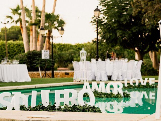 La boda de Andrey y Raquel en Elx/elche, Alicante 58