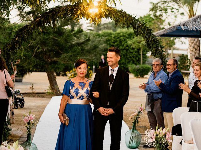 La boda de Andrey y Raquel en Elx/elche, Alicante 59