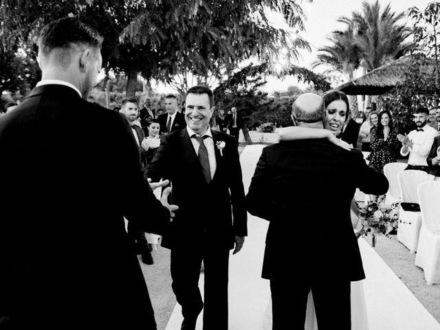La boda de Andrey y Raquel en Elx/elche, Alicante 63