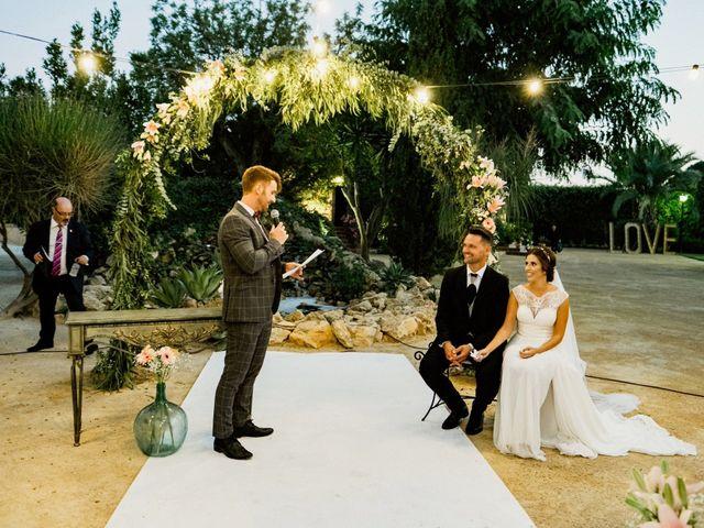 La boda de Andrey y Raquel en Elx/elche, Alicante 69