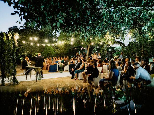La boda de Andrey y Raquel en Elx/elche, Alicante 73