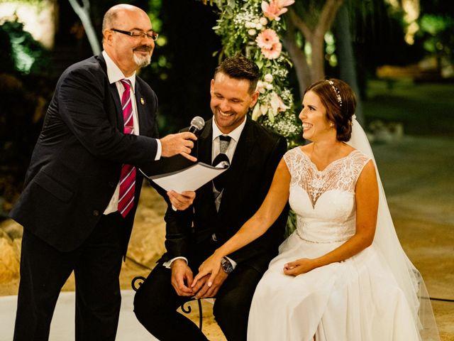 La boda de Andrey y Raquel en Elx/elche, Alicante 76