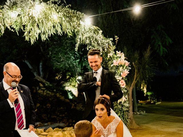 La boda de Andrey y Raquel en Elx/elche, Alicante 79