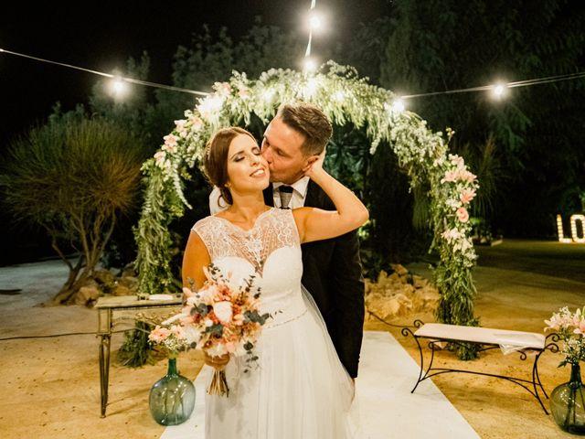 La boda de Andrey y Raquel en Elx/elche, Alicante 104