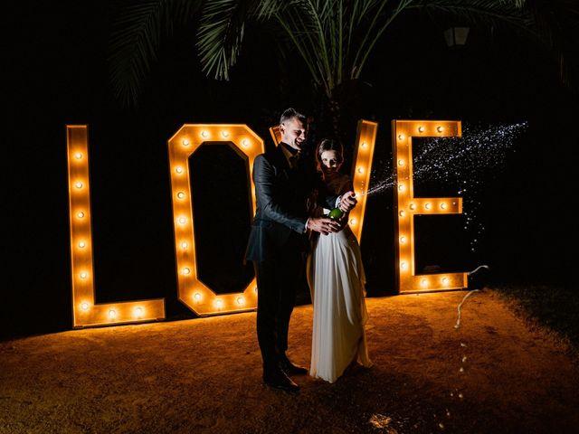 La boda de Andrey y Raquel en Elx/elche, Alicante 151