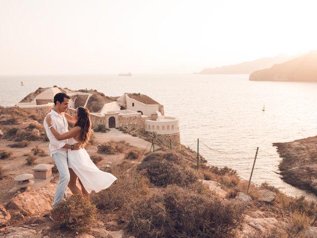 La boda de Quim y Ana en La Manga Del Mar Menor, Murcia 188