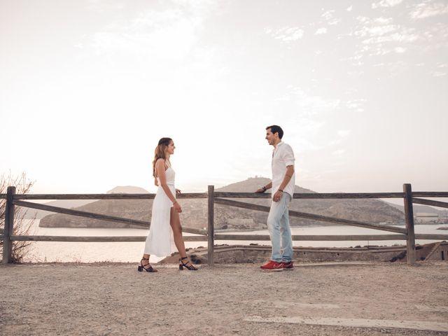 La boda de Quim y Ana en La Manga Del Mar Menor, Murcia 195