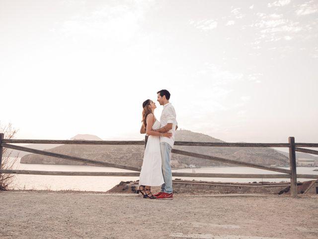 La boda de Quim y Ana en La Manga Del Mar Menor, Murcia 196