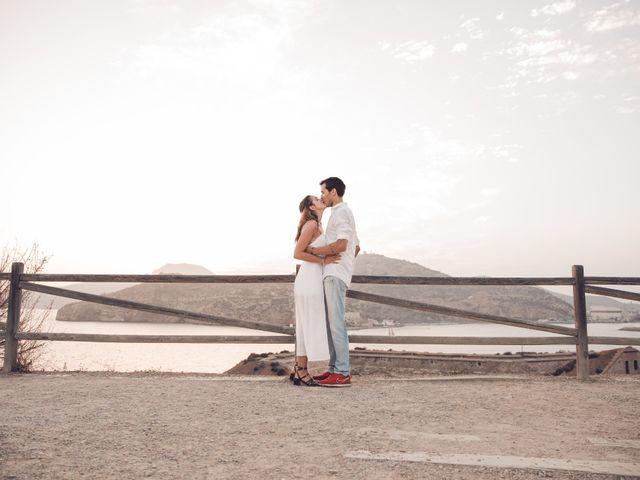 La boda de Quim y Ana en La Manga Del Mar Menor, Murcia 197